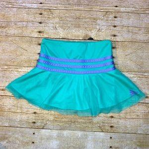 Adidas little girl skirt size 4T